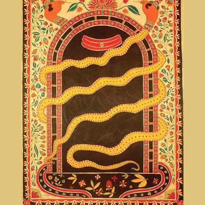 Meditazione di comunione con Shiva manifestato come lingam di fuoco