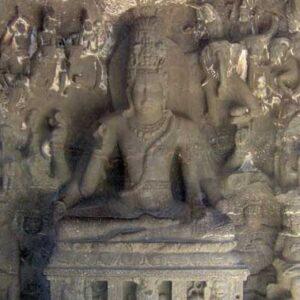 Meditazione di communione con Shiva nell'occasione di Shivaratri (la notte di ShivaI