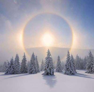 Meditazione in occasione del solstizio d'inverno